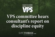 VPS committee hears consultant's report on discipline equity