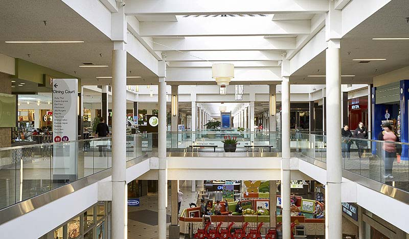 Vancouver Mall is set to shut down Thursday during the COVID-19 outbreak. Photo credit: Centennial Recreation