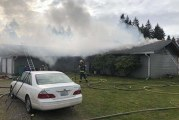 Residents displaced by Vancouver house fire