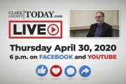 Watch: Clark County TODAY LIVE • Thursday, April 30, 2020