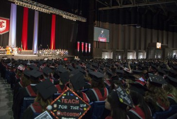Pomp and unforeseen circumstances: WSUV and the first virtual graduation