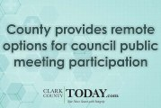 County provides remote options for council public meeting participation