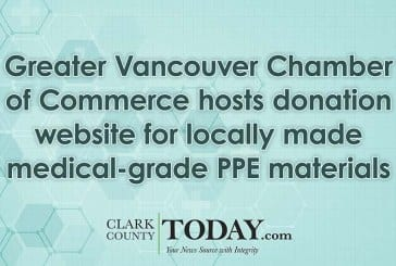 Greater Vancouver Chamber of Commerce hosts donation website for locally made medical-grade PPE materials