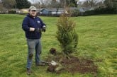 Vancouver honors its volunteers with tree planting