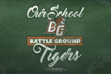 Our school: Battle Ground Tigers