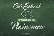 Our school: Evergreen Plainsmen
