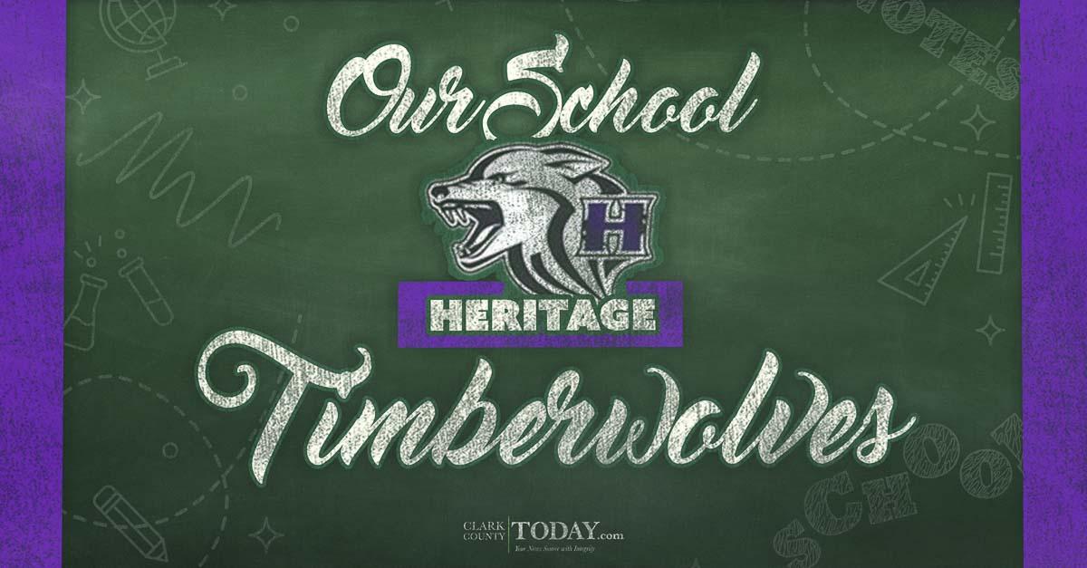 Student leaders Kulbir Singh and Katie Peneueta describe what makes Heritage High School so special.