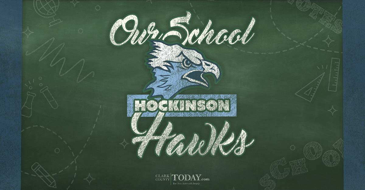 Student leaders Brandi Webb and Jake Rogers describe what makes Hockinson High School so special.