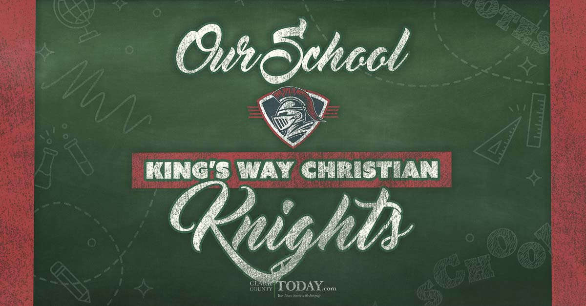 Student leaders Gigi Conway and Brady Metz describe what makes King's Way Christian High School so special