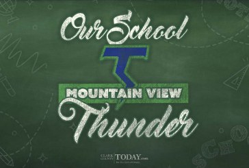 Our school: Mountain View Thunder