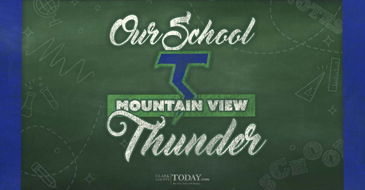 Student leaders Riley McCarthy and Lauren Johnson describe what makes Mountain View High School so special.