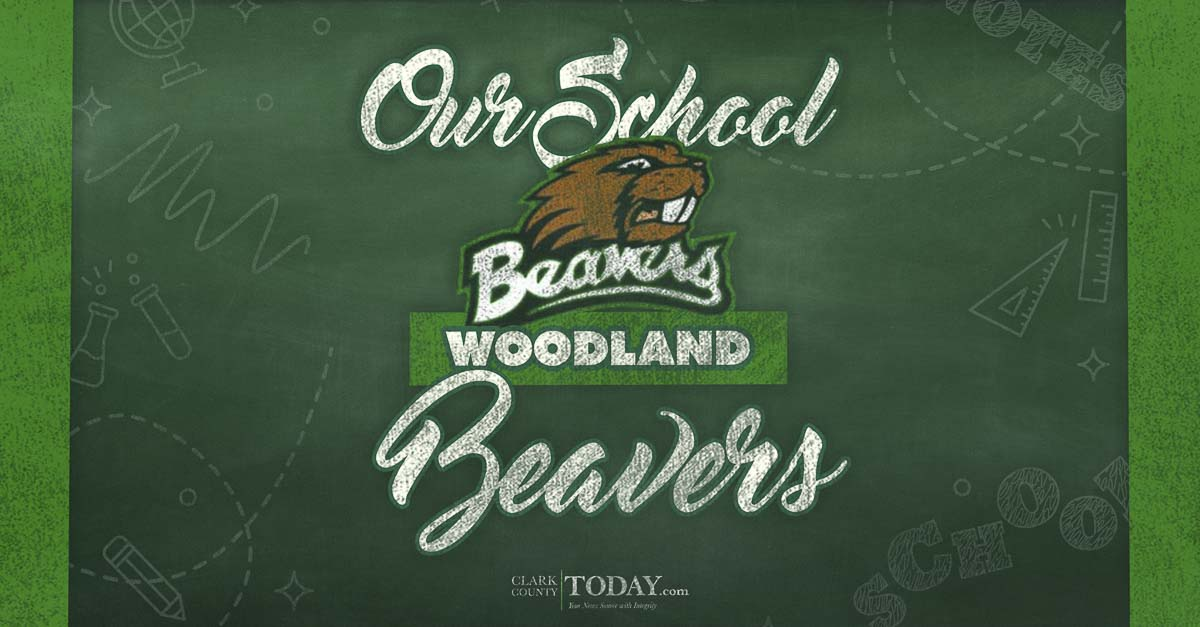 Student leaders Carleigh Risley and Isaac Hall describe what makes Woodland High School so special.