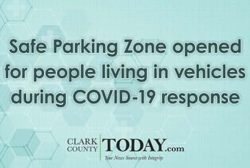 Safe Parking Zone opened for people living in vehicles during COVID-19 response