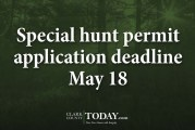 Special hunt permit applications