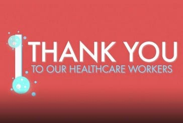VIDEO: A 'Thank You' to our medical workers across Clark County and beyond
