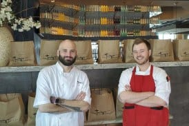 'Buy a Meal, Give a Meal' — Twigs Bistro partners with area hospitals