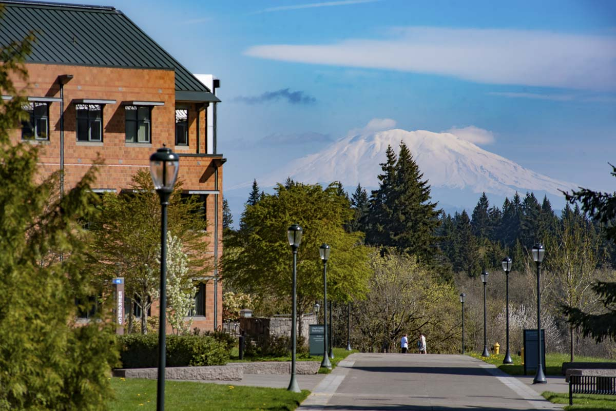 WSUV has over 3,500 students enrolled and currently has closed many operations on campus that include in-person contact due to the coronavirus. Photo courtesy of WSUV