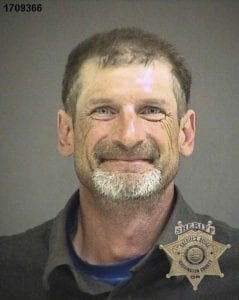 The man who was shot and killed in Tuesday's officer-involved shooting has been identified by the Clark County Medical Examiner's Office as 50-year-old Vancouver resident William E. Abbe.