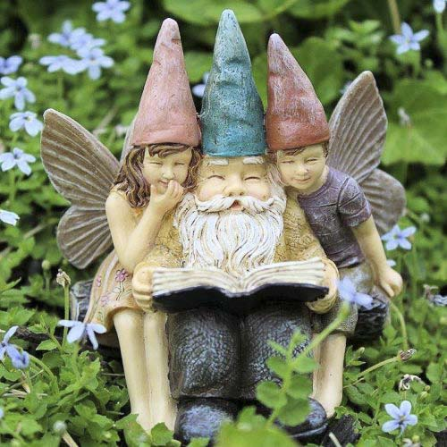 Activities added all week with Garden Gnome and Fairy Fun