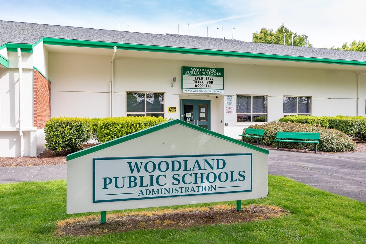 Voters in the Woodland School District approved a three-year replacement Educational Programs & Operations levy in Tuesday's special election. Photo courtesy of Woodland Public Schools