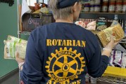 Rotary Club of Three Creeks gives 79 hours in 'virtual service project'