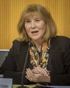 Vancouver Mayor Anne McEnerny-Ogle