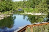 Sandy Swimming Hole Park reopened
