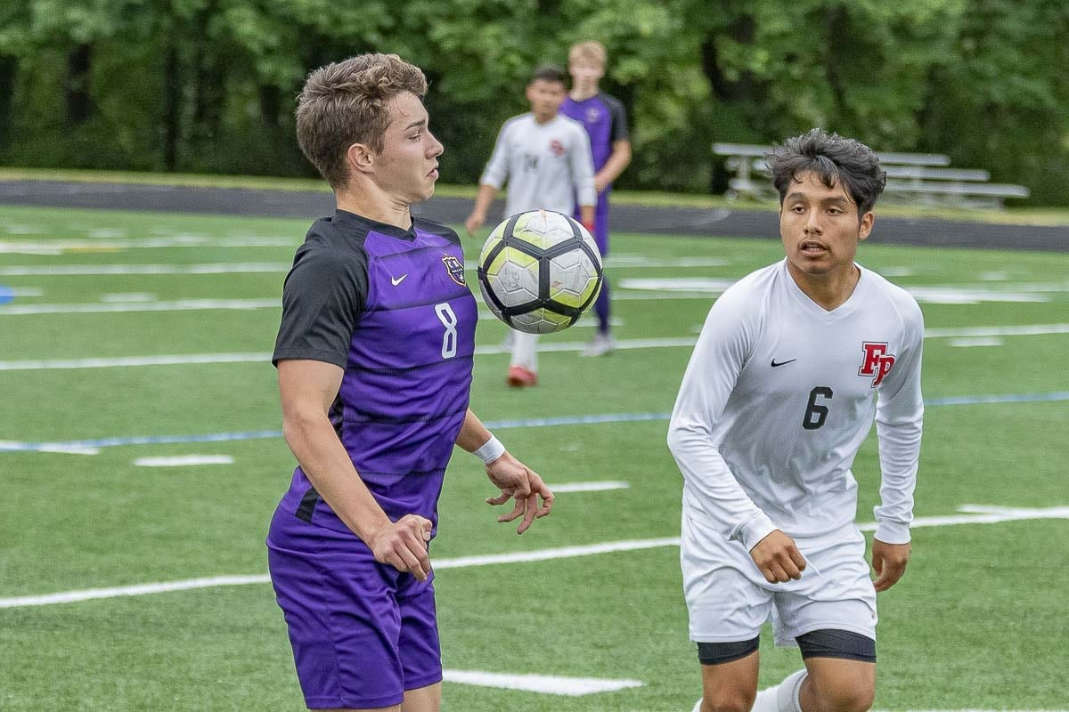 Jackson Kleier of Columbia River said the team was focused on winning a state championship this spring … and then the season was called off. Photo by Mike Schultz