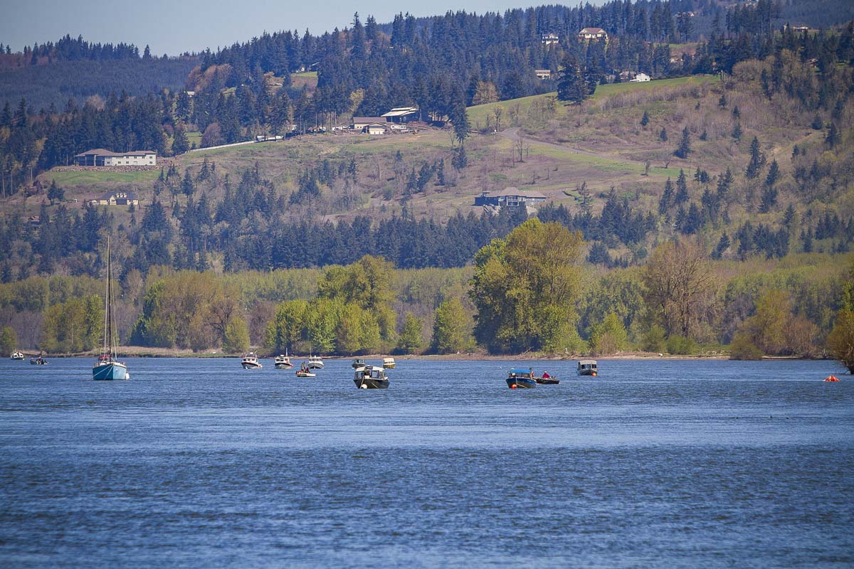 Some emergency fishing rules enacted before the statewide closure in late March will now go back into effect. Photo by Mike Schultz