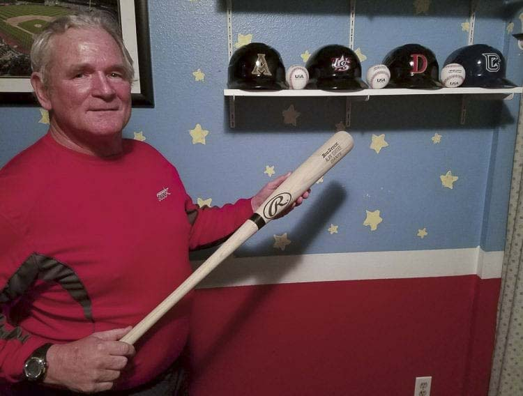 Don Freeman, a Hall of Fame coach in multiple sports, said a committee to seed baseball playoffs will improve the tournament. Photo by Paul Valencia
