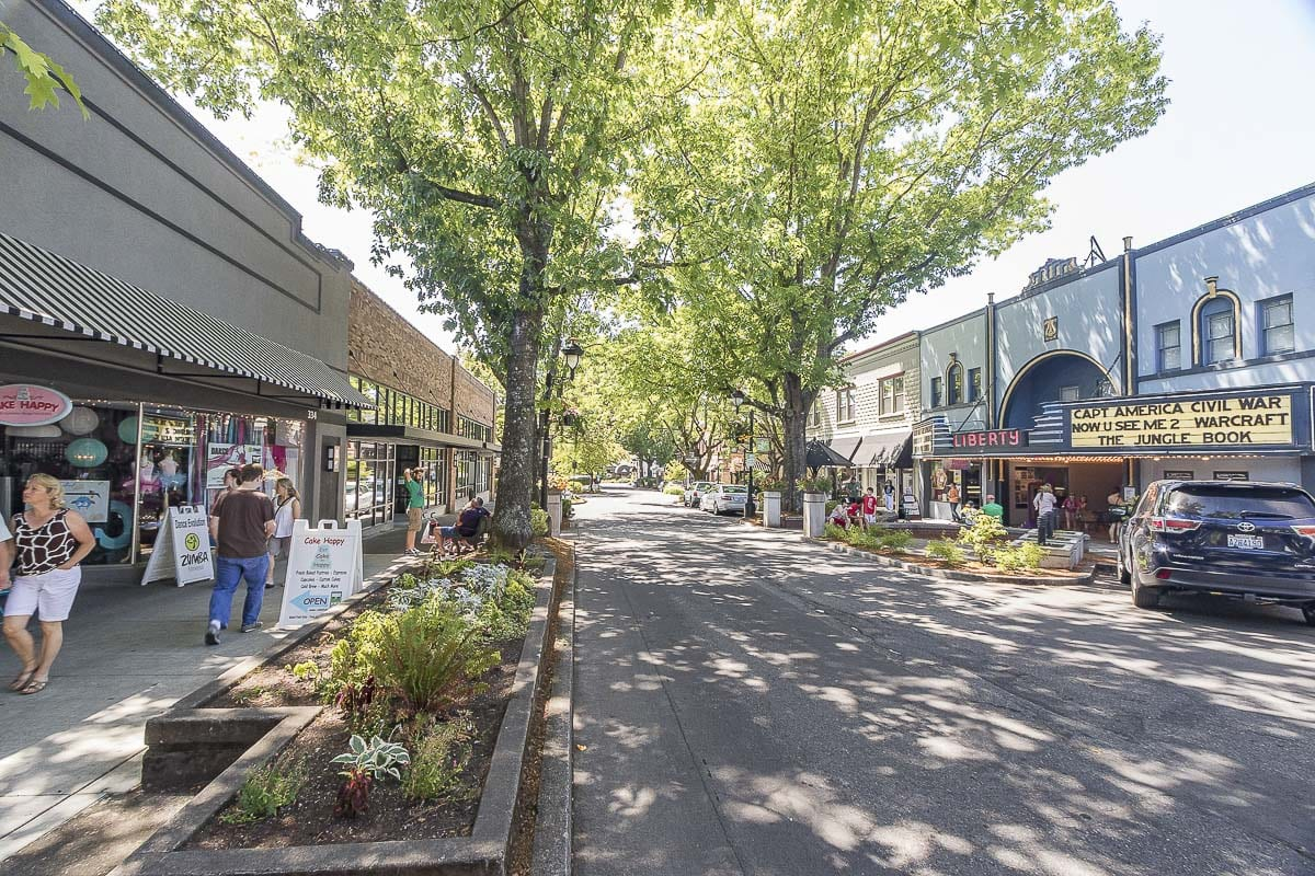 """On April 10, city officials announced a COVID-19 promotion called """"Support Local & Save,'' aimed at lowering residential utility bills while supporting Camas merchants. Photo by Mike Schultz"""