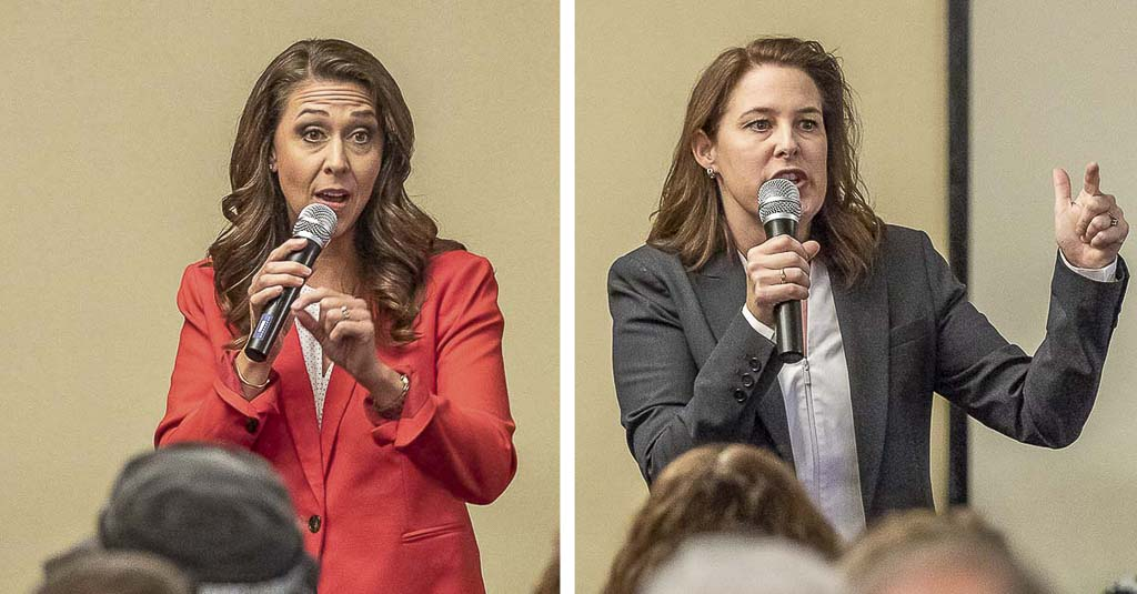 Candidates were required to file for political office by Fri., May 15. In Clark County, some familiar names and old battles highlighted the filings.