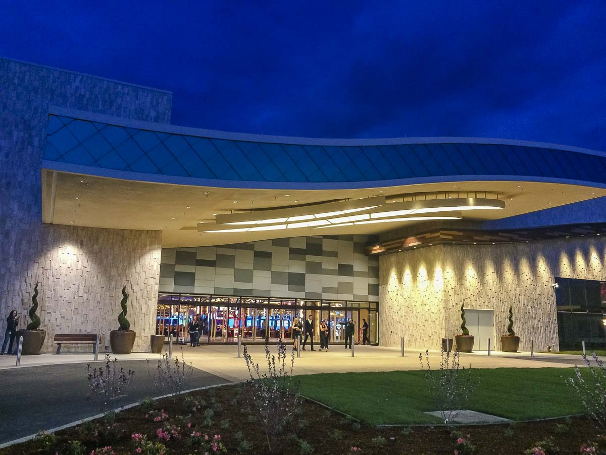 Ilani is set to reopen on May 28. The casino will have new safety protocols. Photo by Mike Schultz