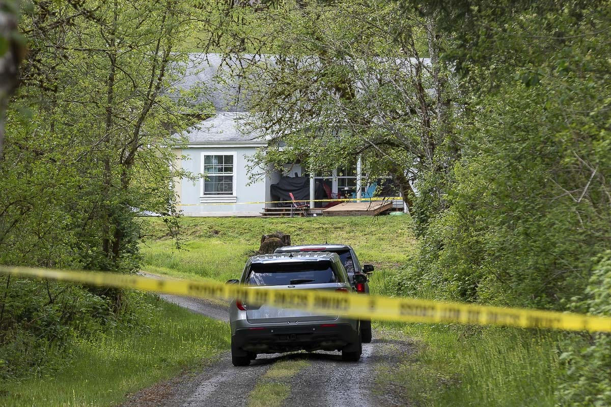 The Clark County Medical Examiner's Office released the names of the deceased victim and suspect of a murder-suicide that took place May 3 in Battle Ground. Photo by Mike Schultz