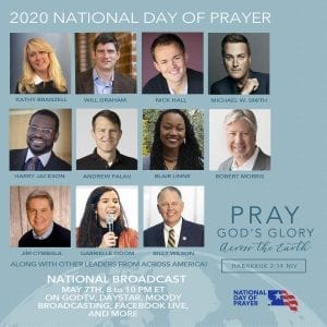 Graphic courtesy of The National Day of Prayer