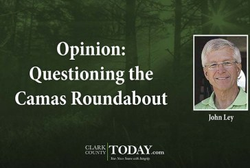 Opinion: Questioning the Camas Roundabout