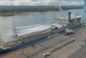 Port of Vancouver USA receives shipment of longest wind blades to date
