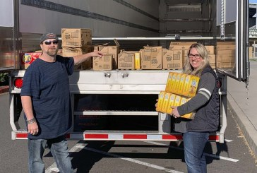 Woodland community members and organizations donate funds and food to help educate and feed children during fight against COVID-19