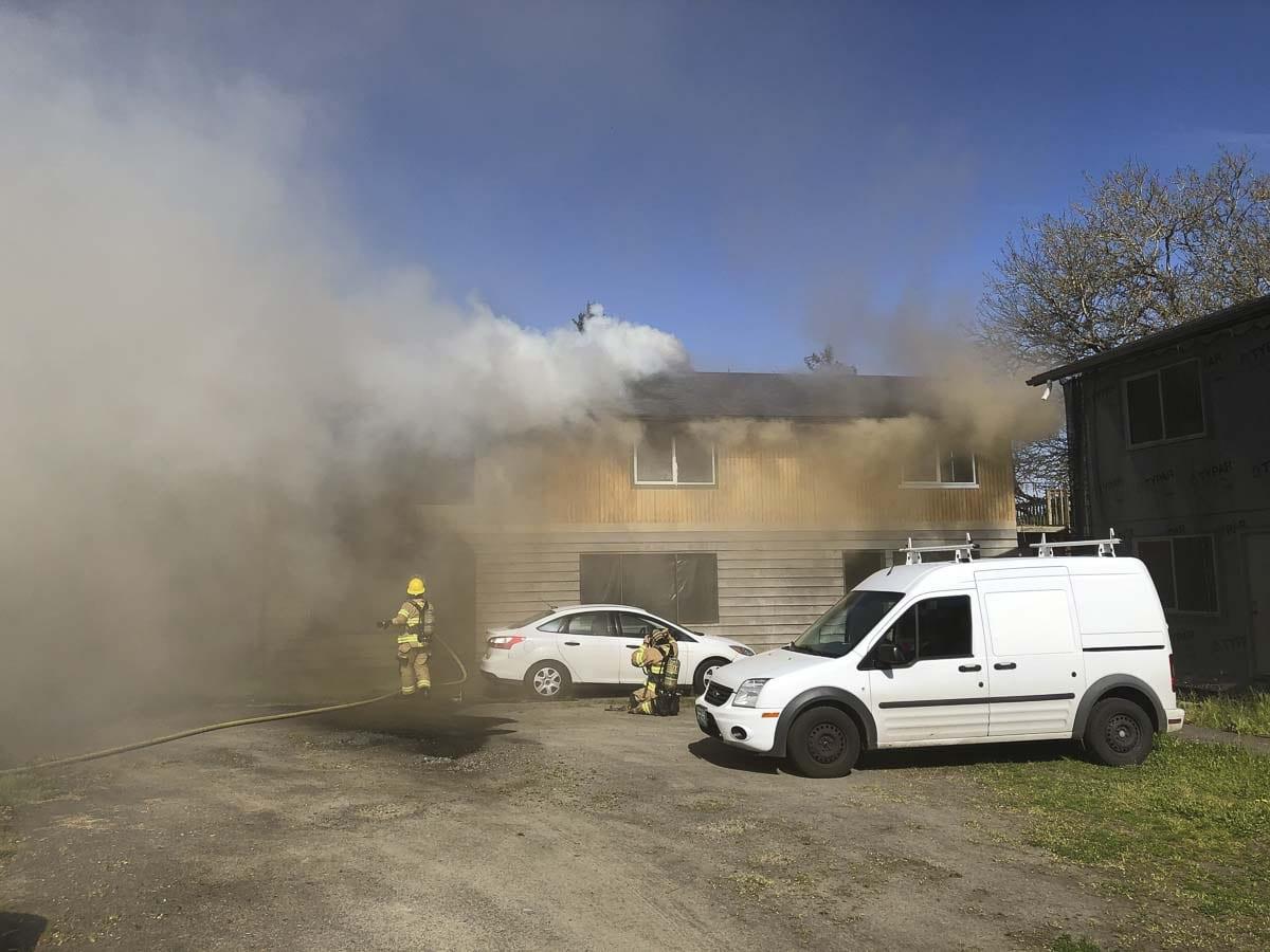 Photo courtesy of Clark County Fire & Rescue