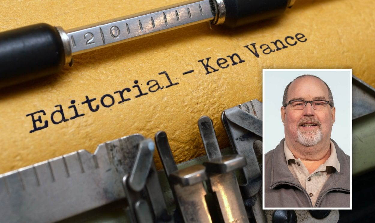 Clark County Today Editor Ken Vance shares his latest thoughts on the impacts of the stay-at-home orders in place to address the coronavirus pandemic.