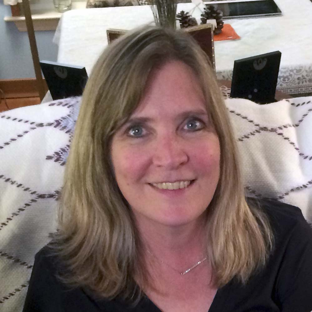 Judie Brown raised eight children, all homeschooled, and still looks this good. Photo courtesy Judie Brown