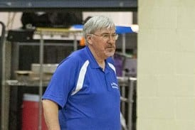 La Center's Herm Van Weerdhuizen calls it a coaching career