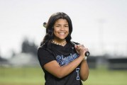 Skyview's Mikelle Anthony takes a mental health break