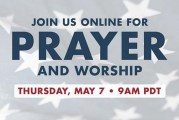 'Wholeness and fullness' — The National Day of Prayer in Clark County