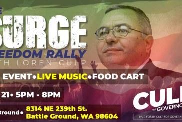 Loren Culp For Governor Rally