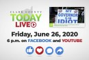 WATCH: Clark County TODAY LIVE • Friday, June 26, 2020