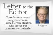 Letter: 'I prefer our current congresswoman, Jaime Herrera Beutler, who serves our community tirelessly'