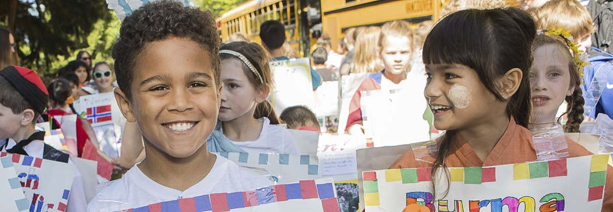 Funds from a $2.4 million grant will be used to bolster services at eight schools that serve higher numbers of students who are underrepresented or affected by poverty. Photo courtesy of Vancouver Public Schools