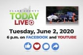 WATCH: Clark County TODAY LIVE • Tuesday, June 2, 2020