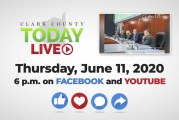 WATCH: Clark County TODAY LIVE • Thursday, June 11, 2020